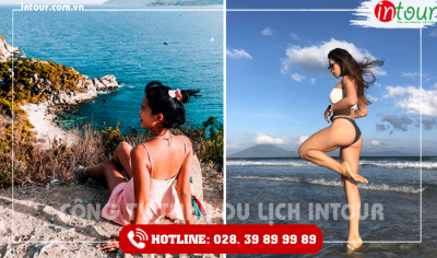 Tour du lịch Đảo Bình Ba - Nha Trang đi từ Bến Tre 3 ngày 3 đêm