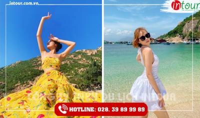 Tour du lịch Đảo Bình Ba - Nha Trang đi từ Long An 3 ngày 3 đêm