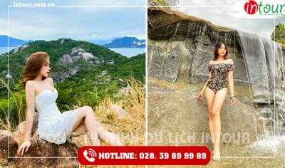 Tour du lịch Đảo Bình Ba - Nha Trang đi từ Vĩnh Long 3 ngày 3 đêm