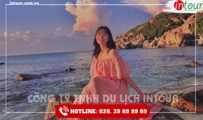 Tour du lịch Đảo Bình Ba - Nha Trang đi từ Sóc Trăng 3 ngày 3 đêm