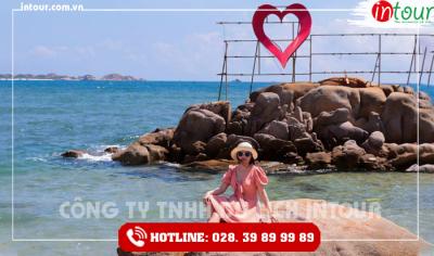 Tour du lịch Đảo Bình Ba - Đảo Tôm Hùm khởi hành từ Khánh Hòa - Nha Trang 1 ngày