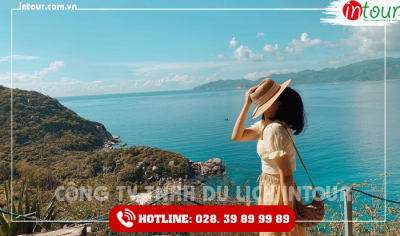 Tour du lịch Đà Lạt - Lâm Đồng đi Đảo Bình Ba - Đảo Tôm Hùm 2 ngày 1 đêm