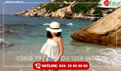 Tour Bình Thuận đi Đảo Bình Ba - Nha Trang 3 ngày 3 đêm